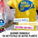 BAM et le World Cleanup Day